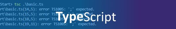TypeScript-error